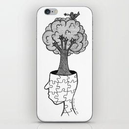 Braintree iPhone Skin