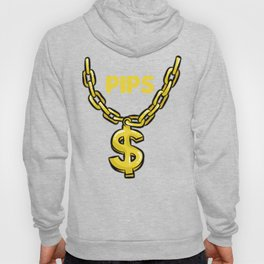 PIPS Trader Broker Goldchain Stock Exchange Gift Hoody