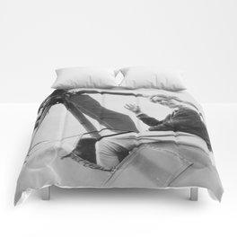 Amelia Earhart Comforters