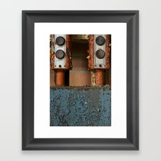 gumption Framed Art Print