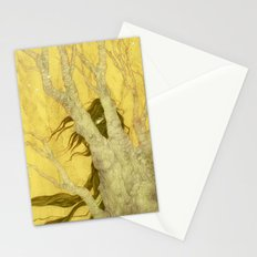 The nature of her soul Stationery Cards