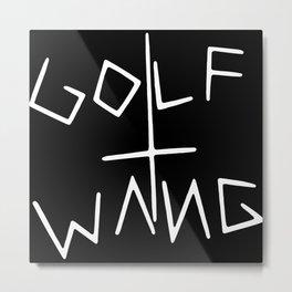 golfwang Metal Print
