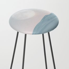 Pastel desert II Counter Stool
