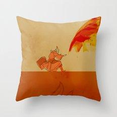 Avatar Roku Throw Pillow