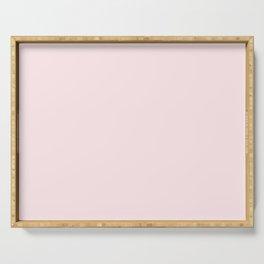 Pink Blush Serving Tray