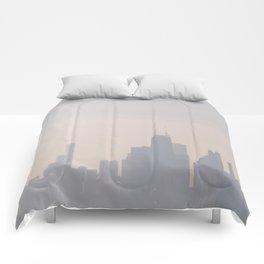 Dreamy Chicago Comforters