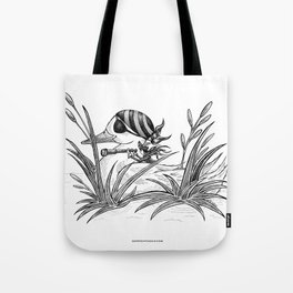 Capitán and Deirdre Tote Bag
