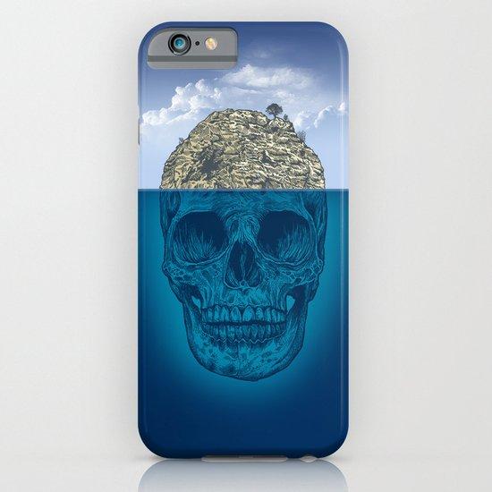 Skull Island iPhone & iPod Case