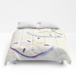 Two Sand Dollars Comforters