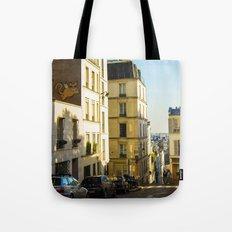 Montmartre series 1 Tote Bag