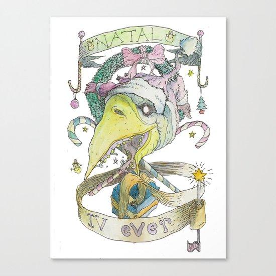 natal 4ever Canvas Print