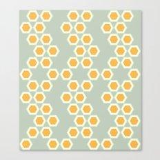 Moroccan Style Orange. Canvas Print