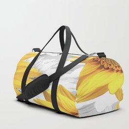 Sunflower Bouquet #decor #society6 #buyart Duffle Bag