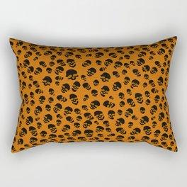 Death Lepard Rectangular Pillow