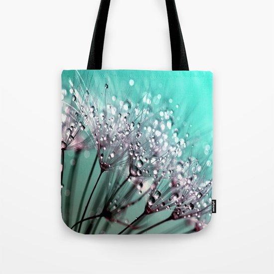 Dandelion Diamonds Tote Bag