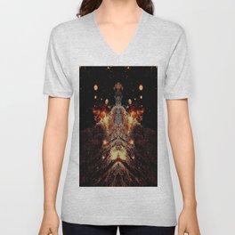 God of Fate Unisex V-Neck