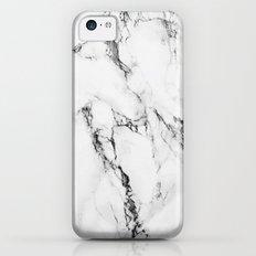 Marble #texture iPhone 5c Slim Case