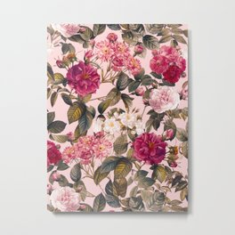 Rose Garden V Metal Print
