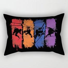 TEENAGE MUTANT NINJA TURTLES Rectangular Pillow