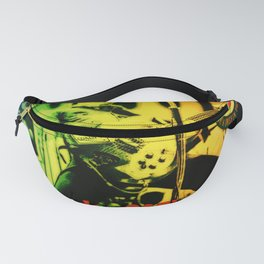 Paul Once Jammed With Style Fanny Pack