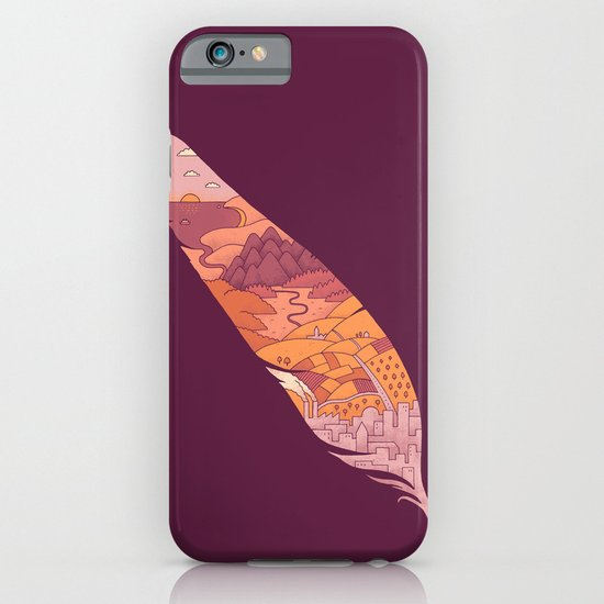 The Journey South iPhone & iPod Case