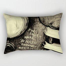 One Headlight  Rectangular Pillow
