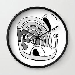 Really Strange Wall Clock