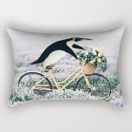 Happy Ride Rectangular Pillow