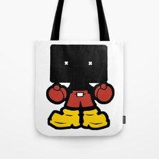 Bloc Hed Tote Bag