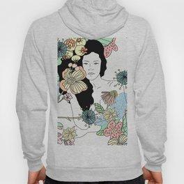 Flower Maiden Blossom Hoody