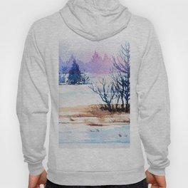 Winter Forest 3 Hoody