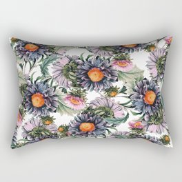 Chamomile Forest Rectangular Pillow