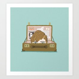fantastic beasts and where to find them Art Print