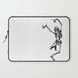 DANCING SKULL Laptop Sleeve