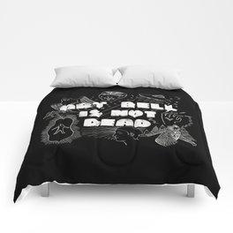 Art Bell Is Not Dead Comforters