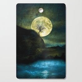 The Moon and the Tree. Cutting Board