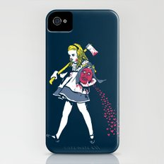 Off With Her Head iPhone (4, 4s) Slim Case