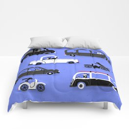 RUSH HOUR Comforters