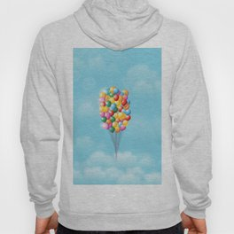 Up and away Hoody