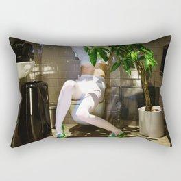 Ghosts aren't Real Rectangular Pillow