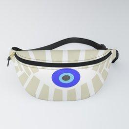Evil Eye Fanny Pack