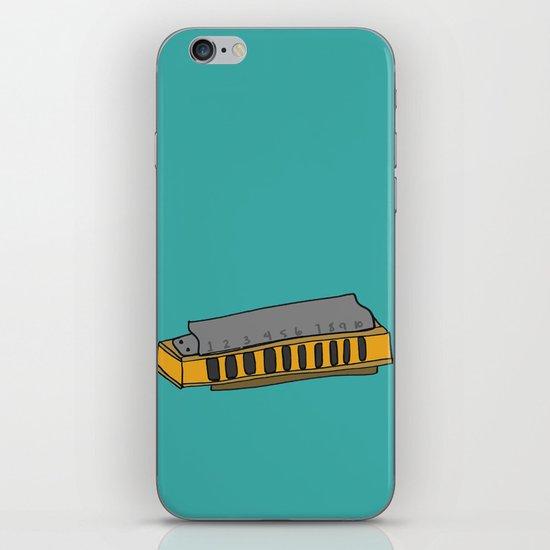 Harmonica iPhone & iPod Skin