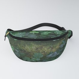 redwood forest clovers Fanny Pack