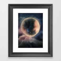 Myriad Framed Art Print