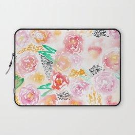 Abstract Watercolor III Laptop Sleeve