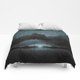 Beyond the Fog Lies Clarity | Midnight Comforters