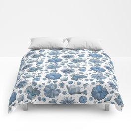 Delft Flowers Comforters