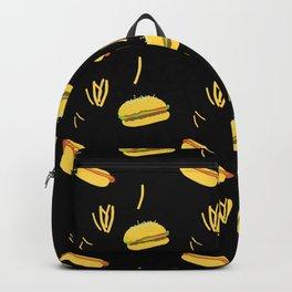 Fast Food Backpack