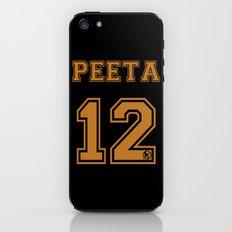 PEETA 12 iPhone & iPod Skin