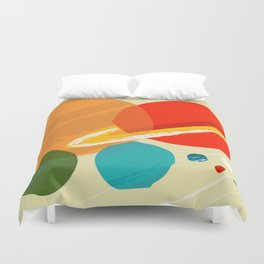 The planets Duvet Cover